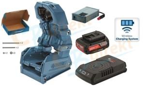 Bosch Wireless Charging Holster Set mit Akku 2,0Ah und Ladegerät GAL1830W Produktbild MPN 1600A009CS