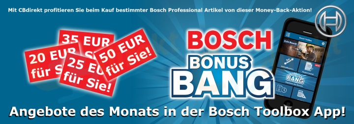 Bosch Bonus Bang Teaser
