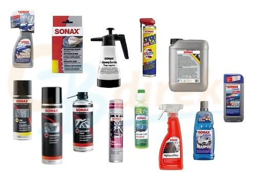 SONAX Autopflege