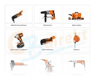 Fein Elektrowerkzeug bei CBdirekt Werkzeug-Shop online