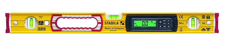 STABILA Elektronik-Wasserwaage Type 196-2 electronic IP 65
