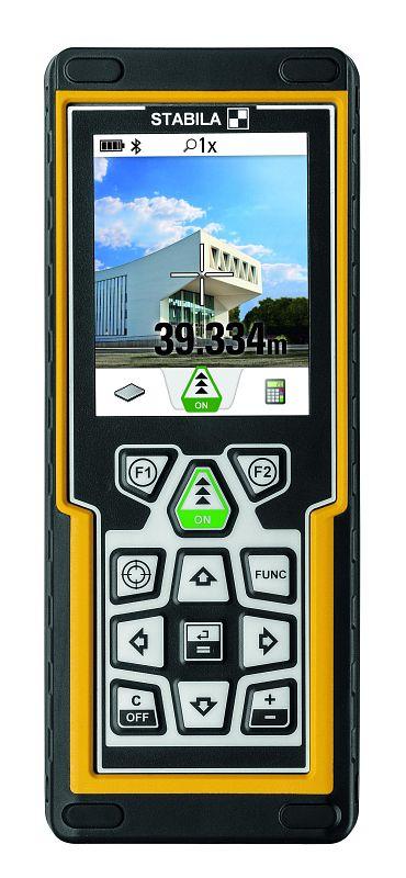 STABILA Laser-Entfernungsmesser LD 520, mit digitaler Zielerfassung