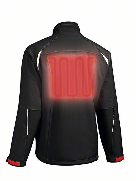 Bosch HEAT+ Jacket Rückseite