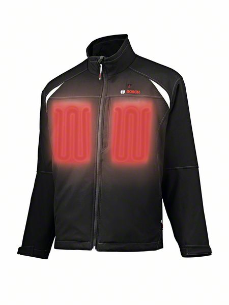 Bosch HEAT+ Jacket Front
