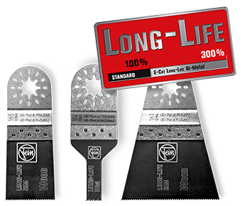 Fein E-Cut Longlife Sägeblätter