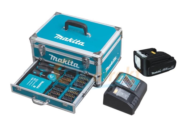 Makita Alu-Kunstoffkoffer für DDF/BDF 343