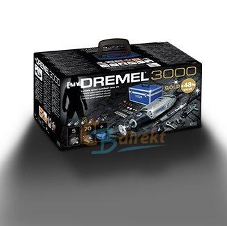 Dremel 3000 Gold Edition bei Cbdirekt erhältlich!