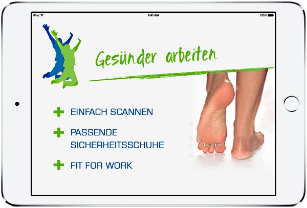 Atlas App Scan Your Feet