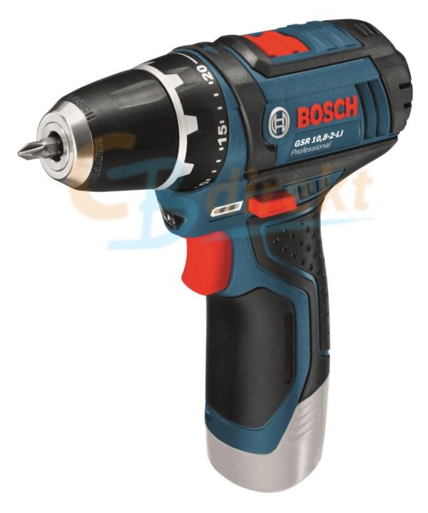 Bosch Akku-Schrauber 10,8 Volt GSR 10,8-2-LI