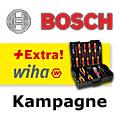 Bosch Wiha Kampagne 2016: Zugabe 31-teiliges Wiha Werkzeug-Set