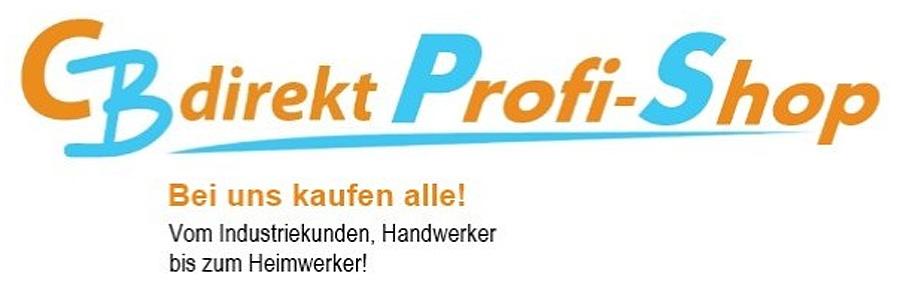 CBdirekt Werkzeug Shop Logo und Slogan