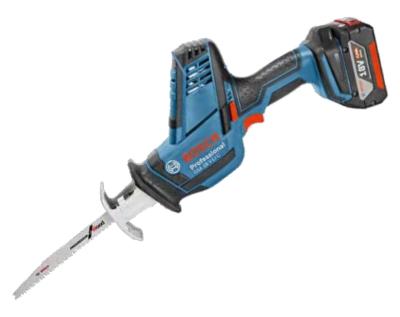 BoschAkku-Säbelsäge GSA 18 V-LI C