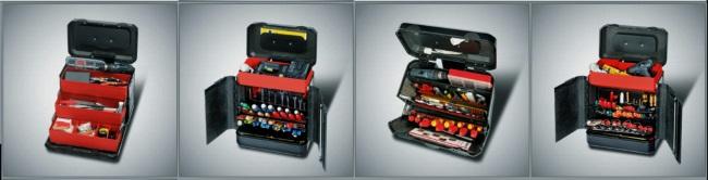 PARAT Werkzeugkoffer Serie EVOLUTION