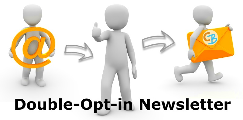 Double-Opt-In Verfahren bei Newsletter Anmeldung
