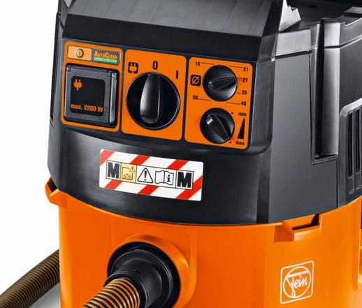 FEIN Dustex 35 M mit AC Funktion