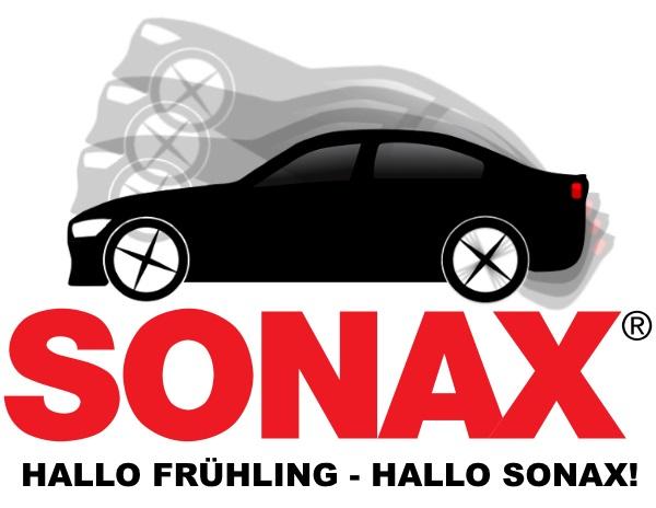 Hallo Frühling - Hallo SONAX!