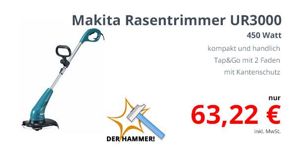 UR3000_Makita_Rasentrimmer