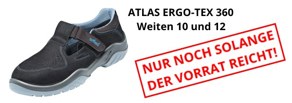 ATLAS Ergo-Tex 360 Angebot