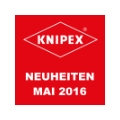 KNIPEX Neuheiten im Mai 2016 – ErgoStrip and more…