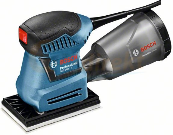 Bosch Schwingschleifer GSS 140-1 A 06012A2200