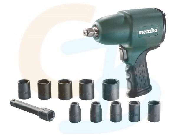 Metabo Druckluft Schlagschrauber Set 604118500
