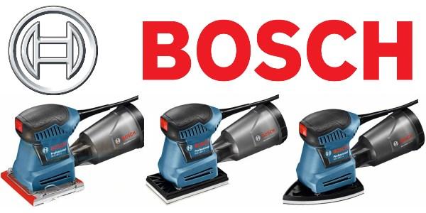 Neue Bosch Schwingschleifer GSS