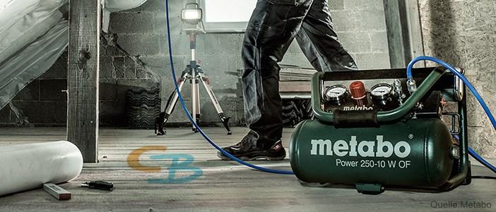 Metabo Drucklufttechnik