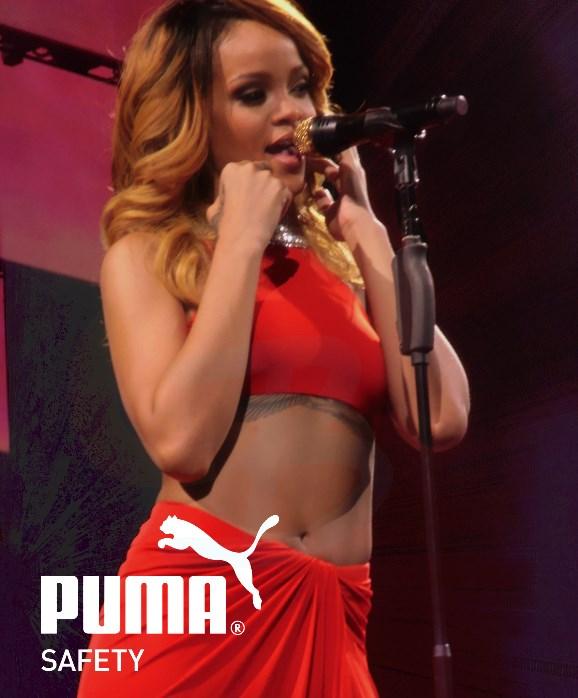 Rihanna Markenbotschafterin PUMA