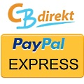 PayPal Express Kaufabwicklung im CBdirekt Profi Shop