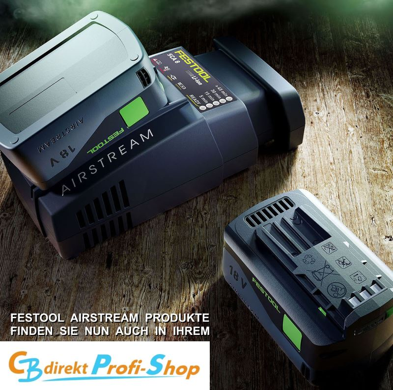 Festool Airstream im CBdirekt Profi Shop