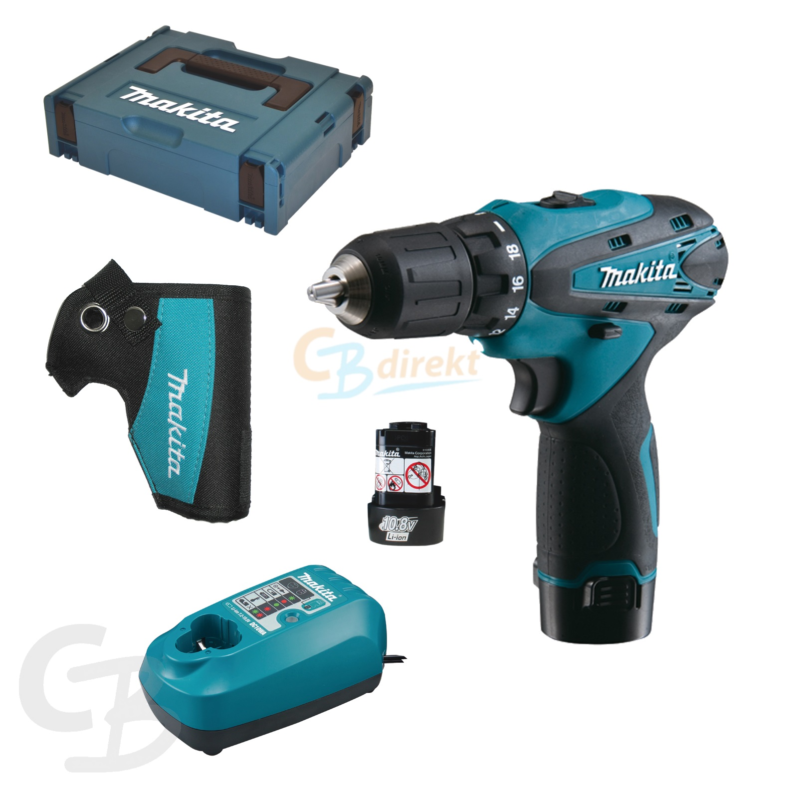 Makita DF330DWJ @ CBdirekt eBay WOW