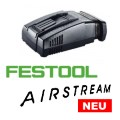 Festool Airstream Akku-Technologie