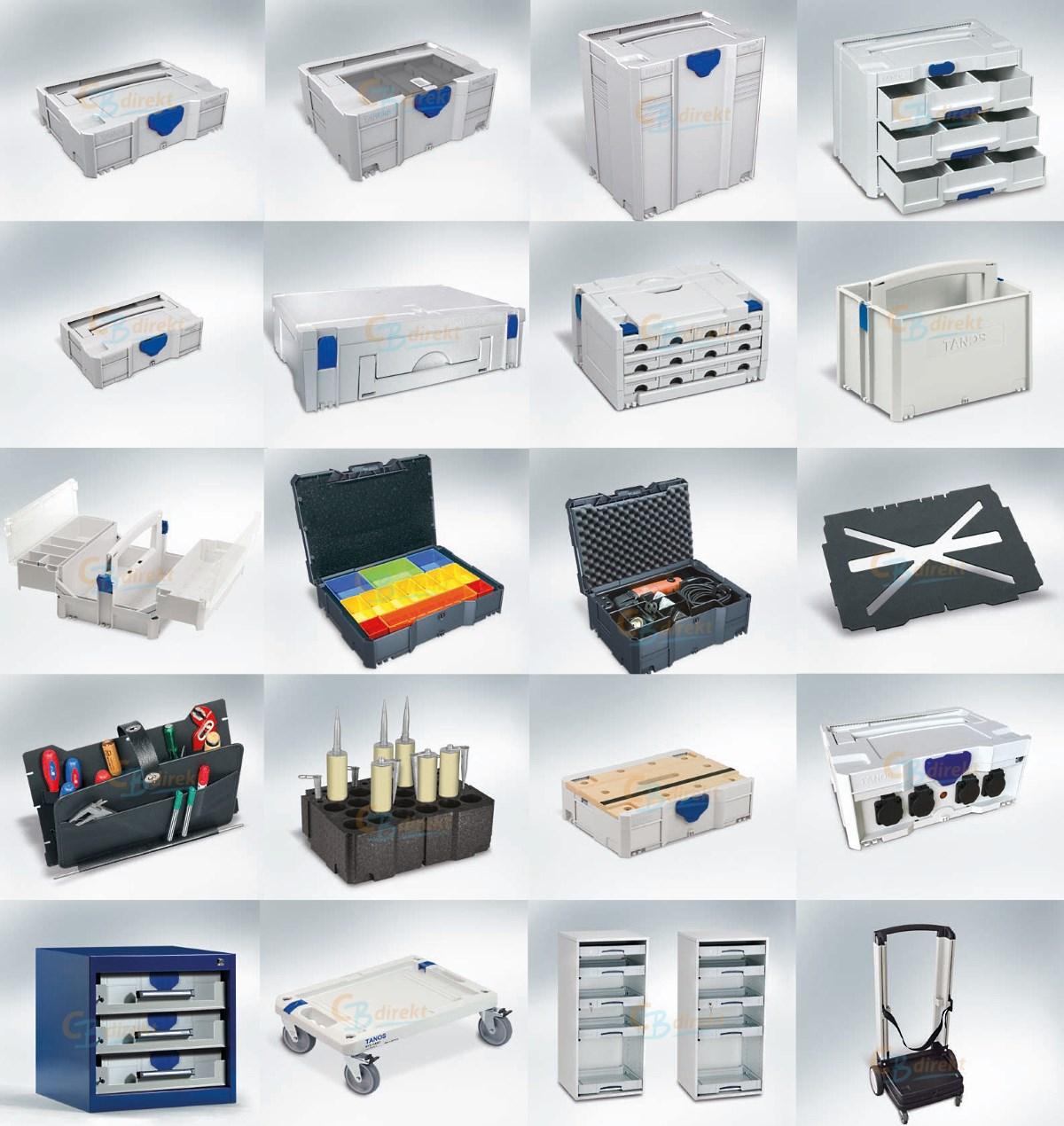 TANOS Produkte