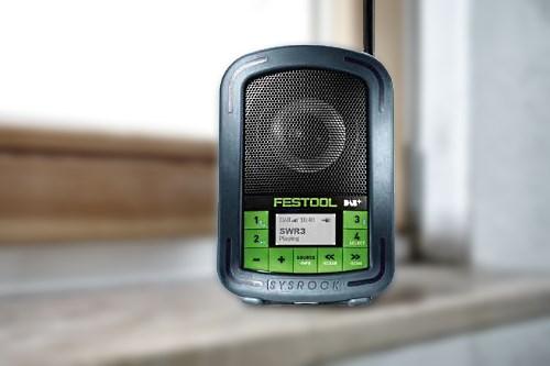 Festool SYSROCK BR 10 DAB+