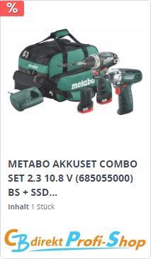 Metabo Set 685055000