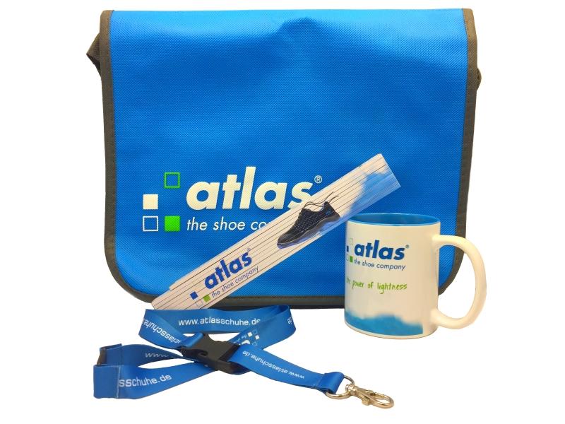 Atlas Schuhe bestellen und an der Verlosung von 10 Fanpaketen teilnehmen!