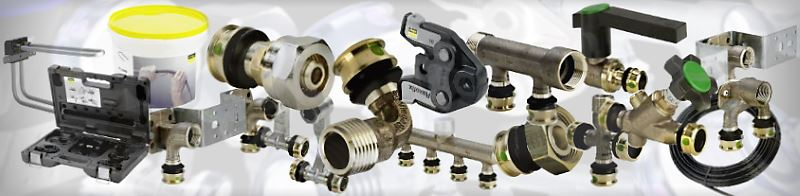 Viega Raxofix Pressverbindungs-System