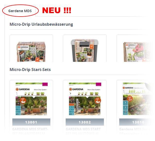 Garedna Micro-Drip System Angebote @ CBdirekt Profi Shop