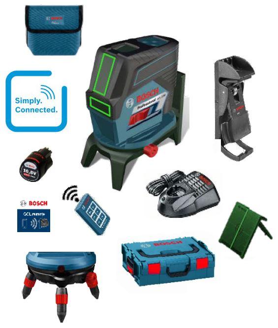 Bosch GCL 2-50 CG Set