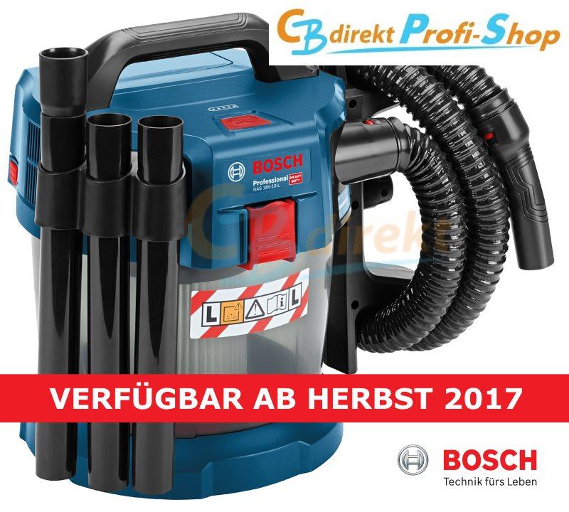 Bosch Trockensauger GAS 18V-1