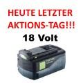 Festool 18 Volt Akku GRATIS - letzter Tag!