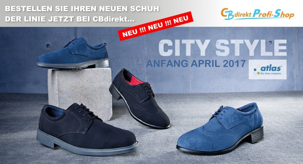atlas CITY STYLE bei CBdirekt
