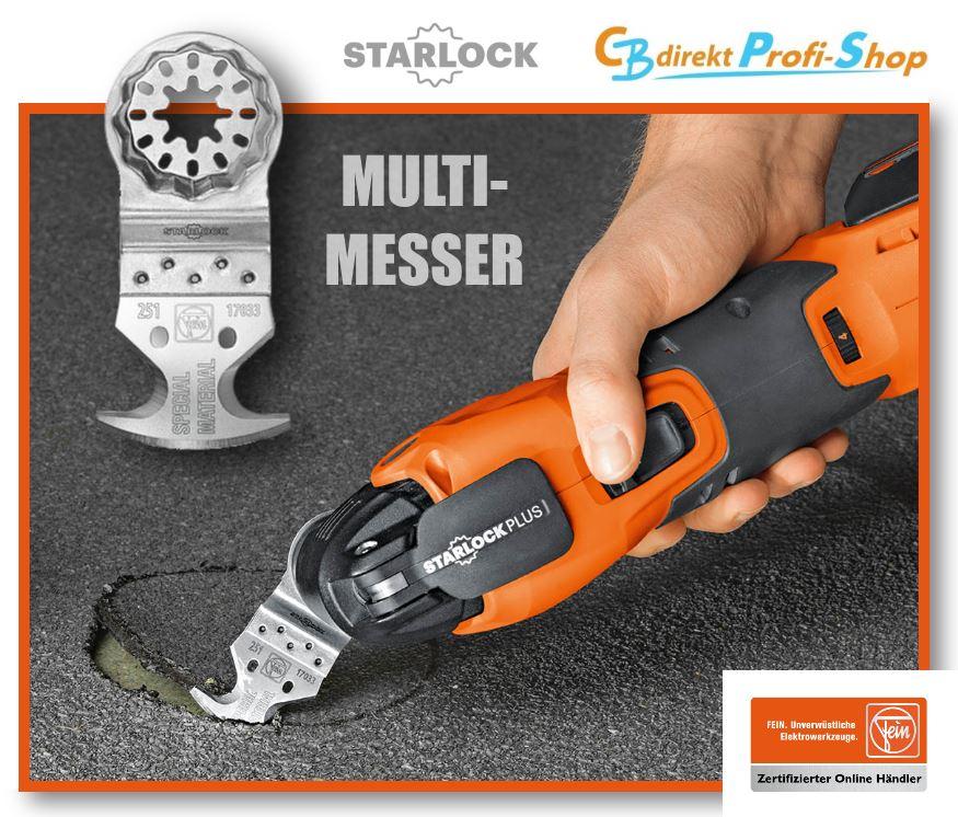 Fein Starlock Multimesser 63903251210