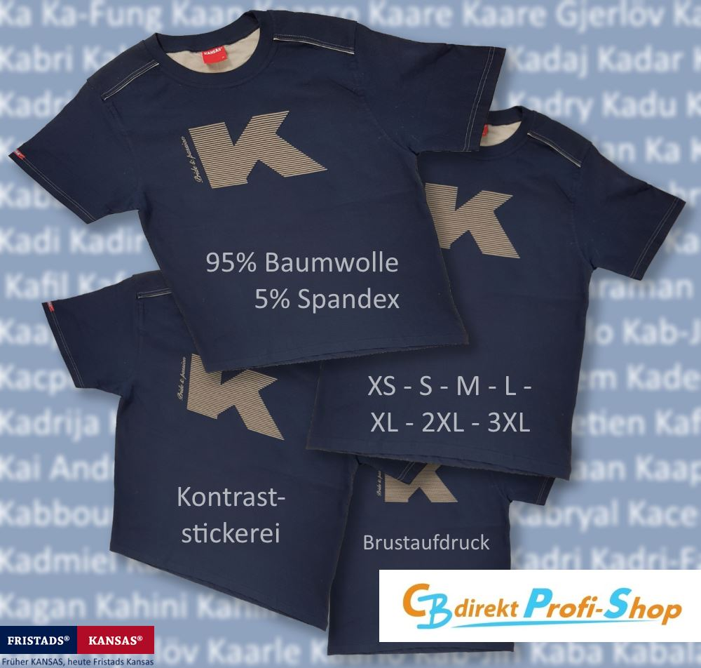 KANSAS T-Shirt Workwear