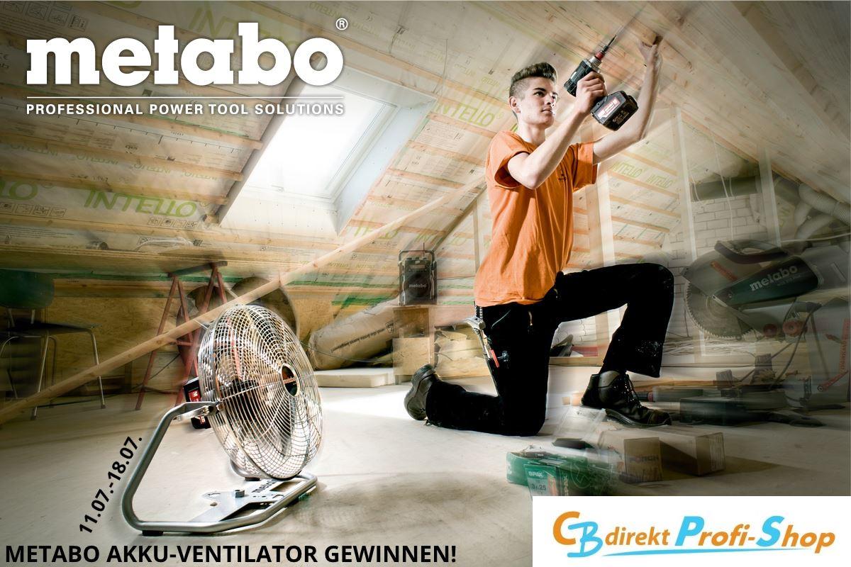 Metabo AV18 Anwendungsbild