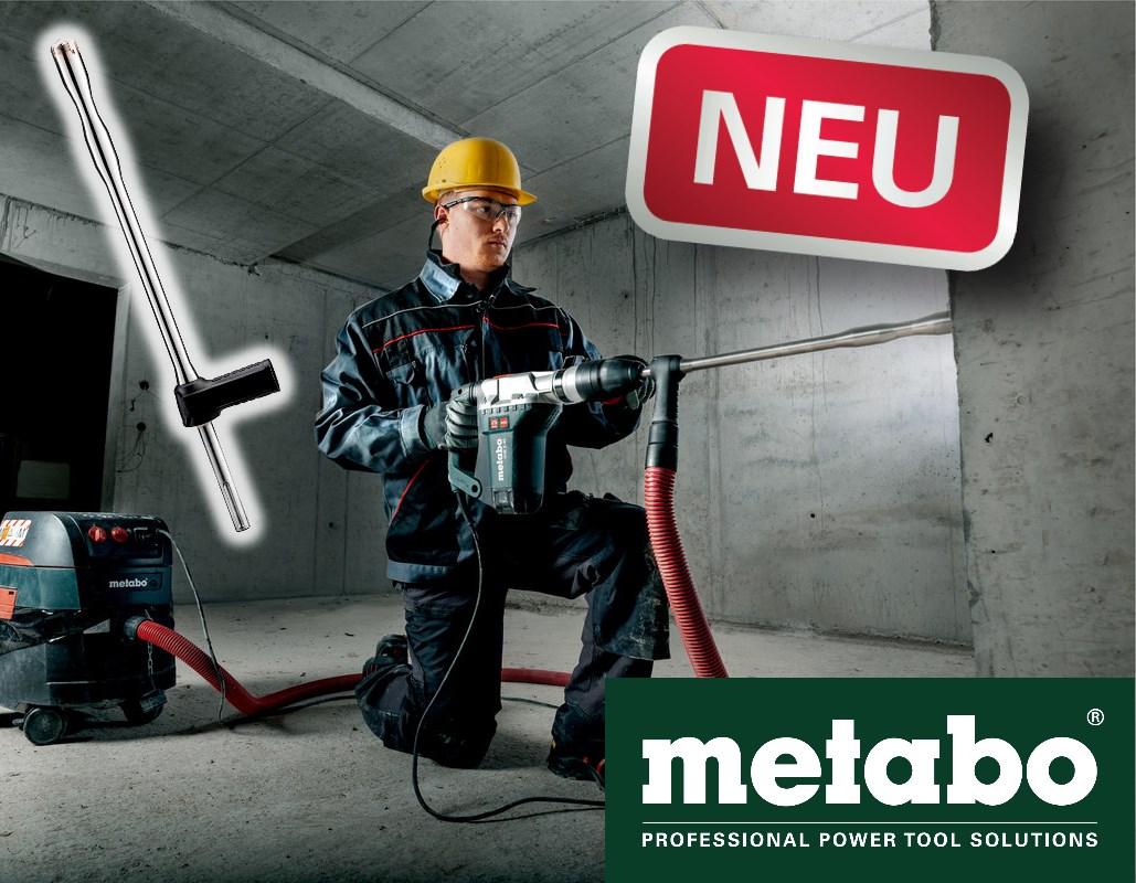 metabo Absaugbohrer