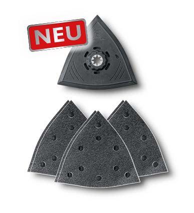 FEIN Dreieck-Schleifplatte 130 mm