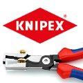 KNIPEX Abisolierzange mit Kabelschere