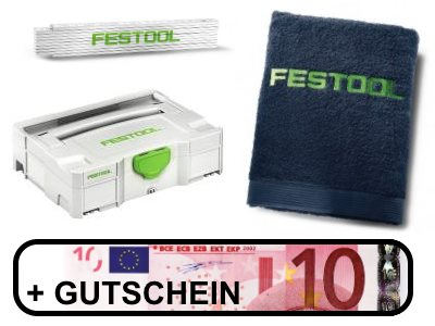 FESTOOL Herbst Aktion Fan-Set 1