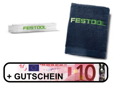 FESTOOL Herbst Aktion Fan-Set 2